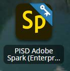 Image of the Adobe Spark tile