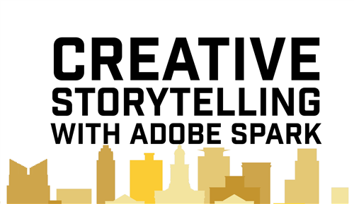 creative storytelling with adobe spark