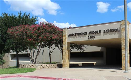 Schools & Other Facilities / Armstrong Middle School Landing Page