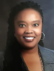 Carpenter Middle School Principal Courtney Washington