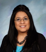 Williams High School Principal Gloria Martinez