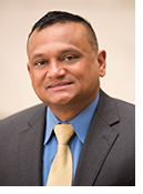 Portrait of Dr. Dash Weerasinghe, Senior Executive Director for Assessment, Research and Program Evaluation