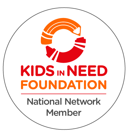 Kids in Need Foundation National Network Member logo.