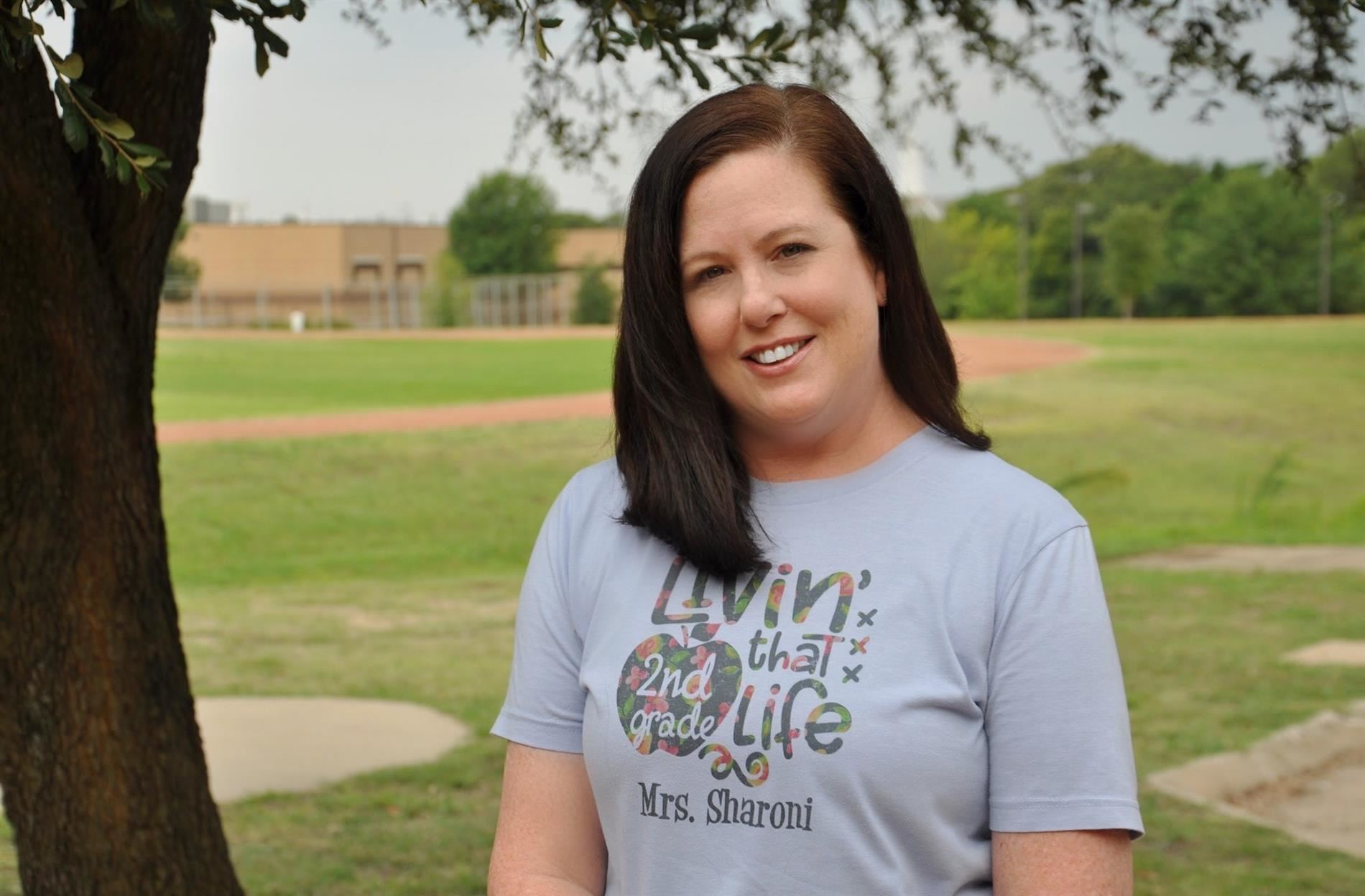 Michele Sharoni, Second Grade Teacher