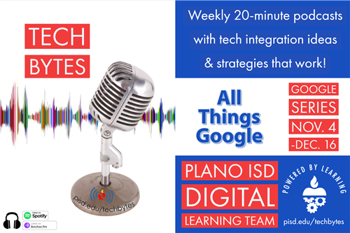 all things google tech bytes