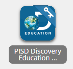 PISD Discovery Education app