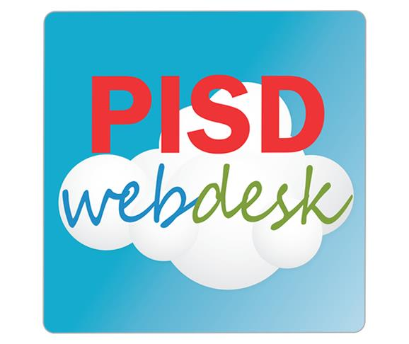 Click on the image to access PISD Webdesk