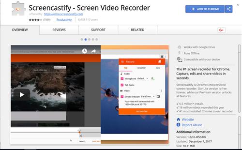 Screencasting / Screencasting