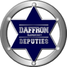 Daffron Deputies badge