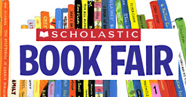 Scholastic Book Fair    October 1st - 9th