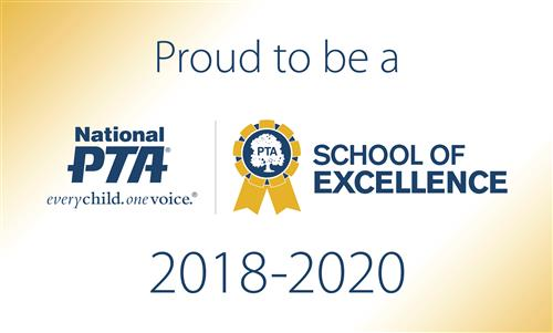 National PTA School of Excellence 2018