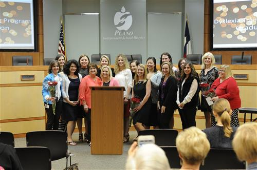 Plano ISD's Take Flight Training Program Graduates