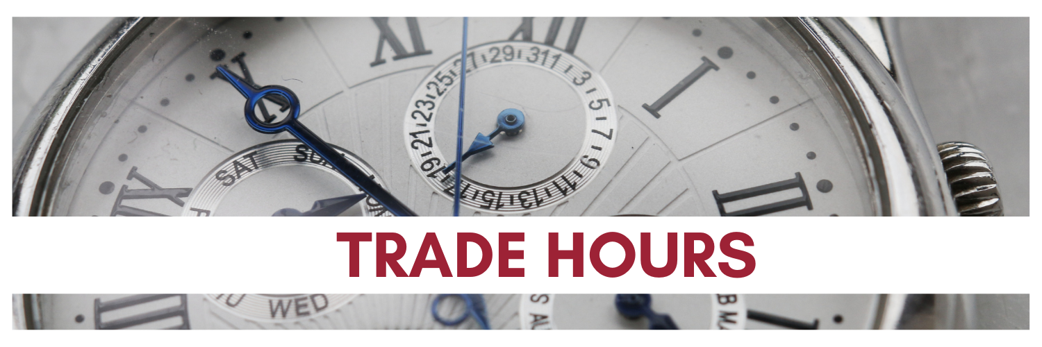 TRADE HOURS