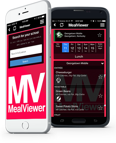 MealViewer App Image