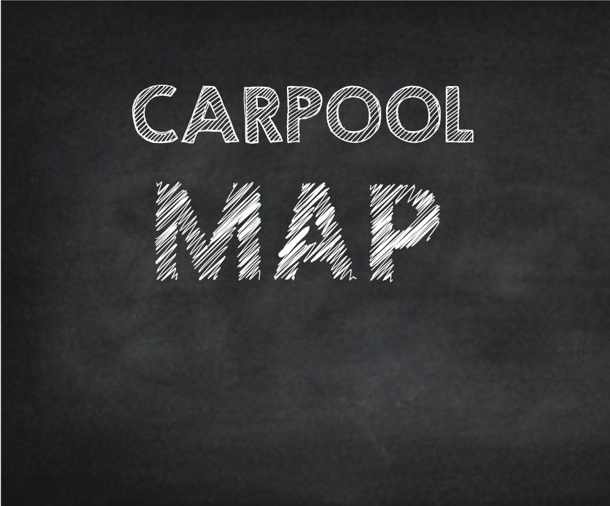 carpool map
