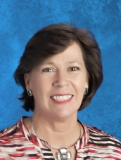 Plano West Senior High School Principal Kathy King