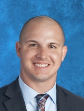 Shepton High School Principal Jeffrey Banner