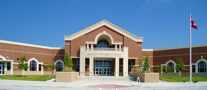 Schools & Facilities / Otto Middle School Landing Page