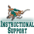 instructional support logo
