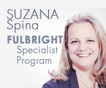 Suzana Spina - Fulbright Specialist Program