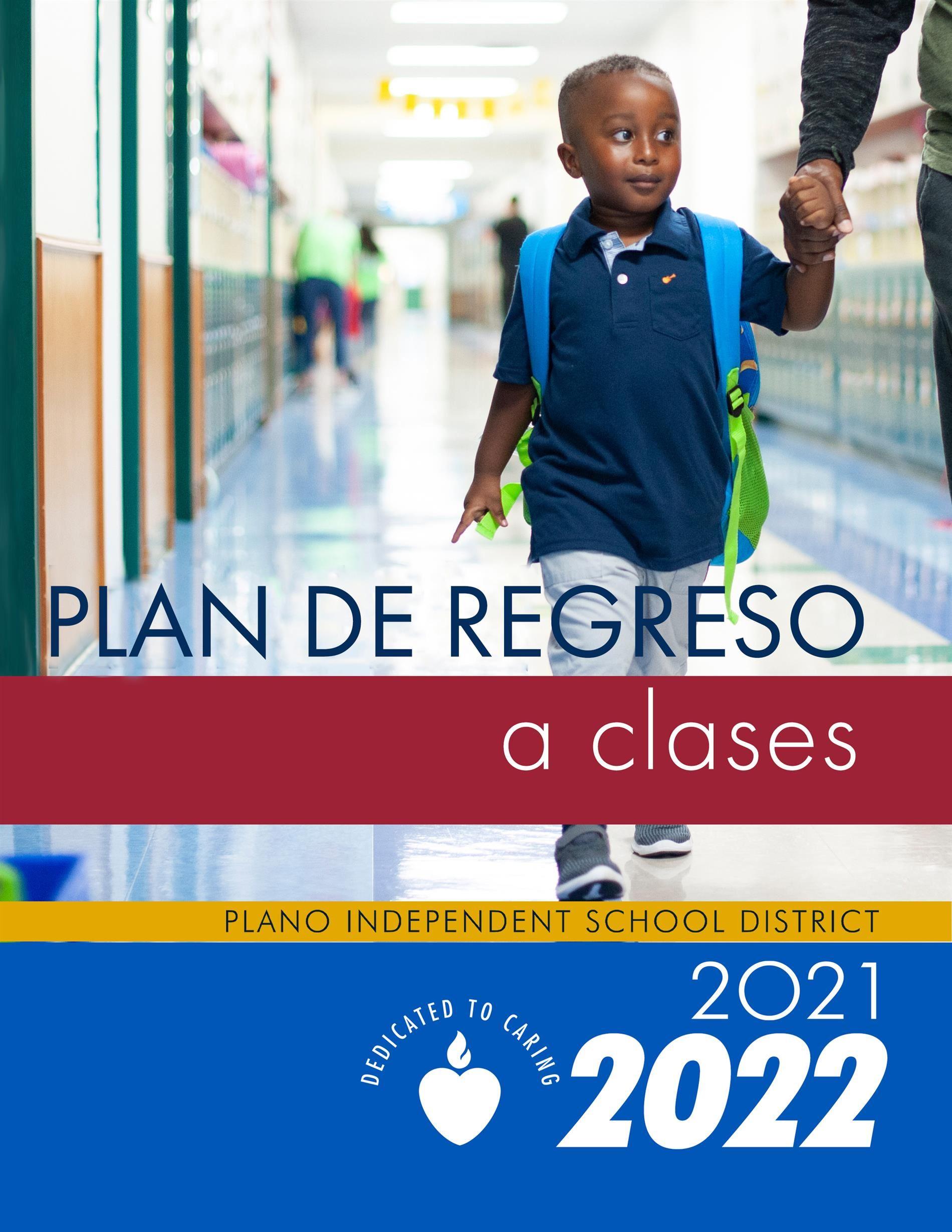 Plan de regreso a clases