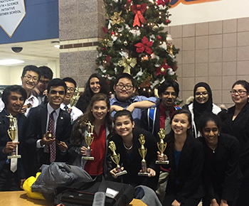 Plano East Speech and Debate Team