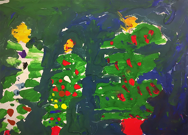 Finalist art PreK - 2nd grade