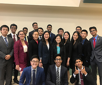 Plano West Speech and Debate Team