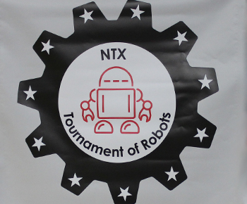 NTx Tournament of Robots logo