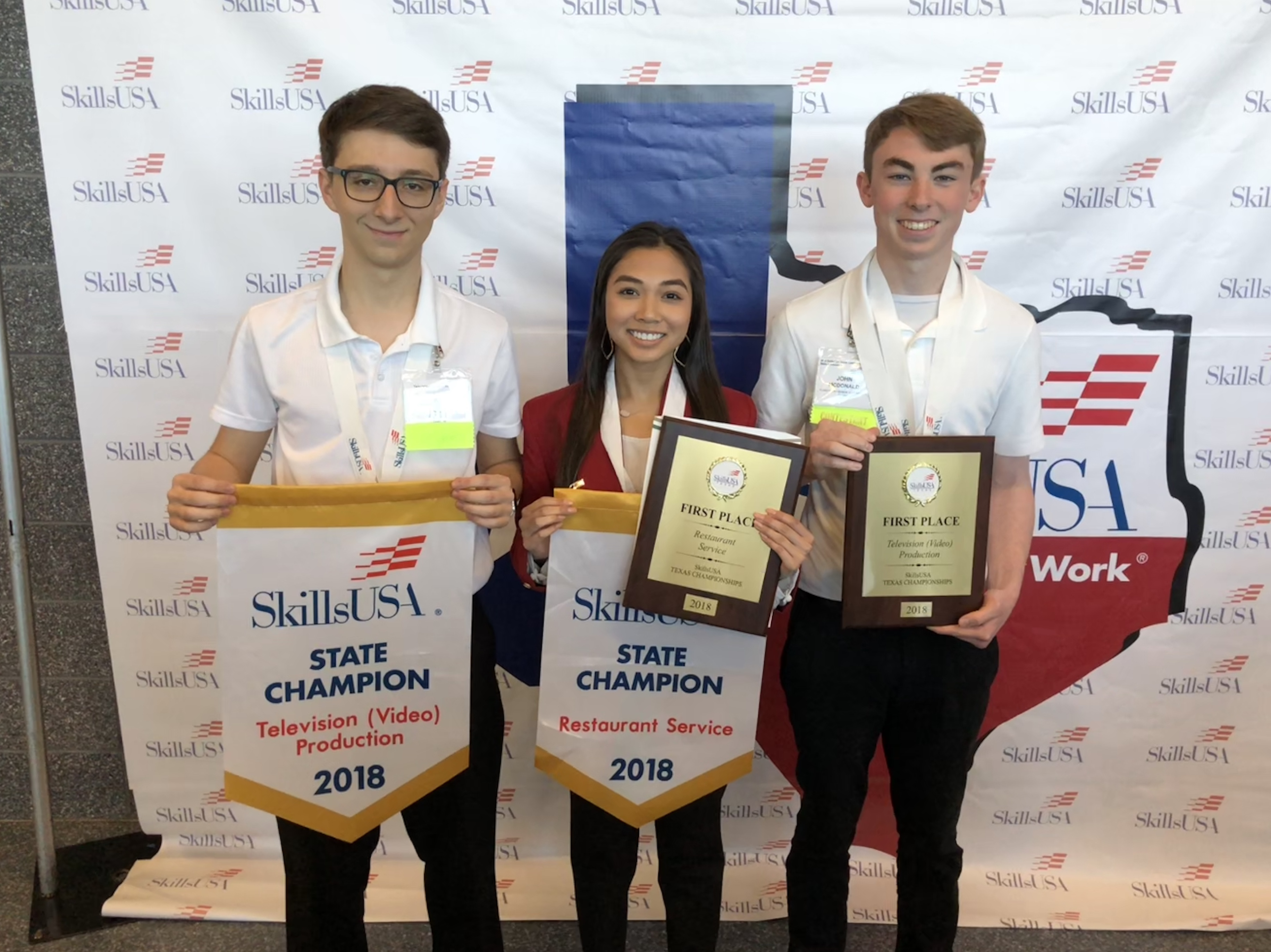 3 students qualifiers for national competition