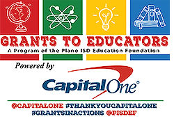 Grants to Educators, Powered by Capital One