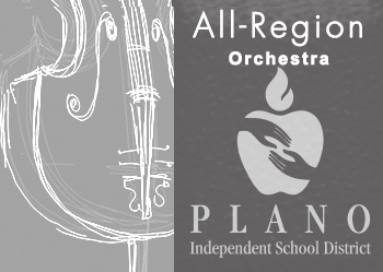 All Region Orchestra/Plano ISD logo