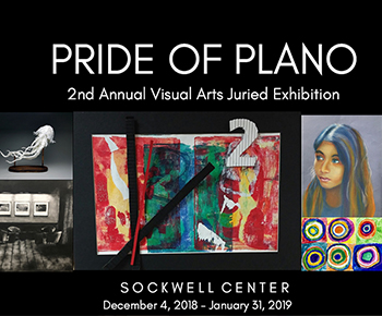 Pride of Plano collage of artworks