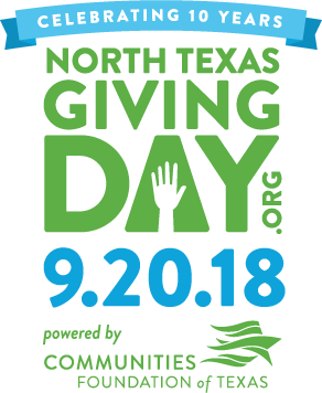 North Texas Giving Day 9.20.18