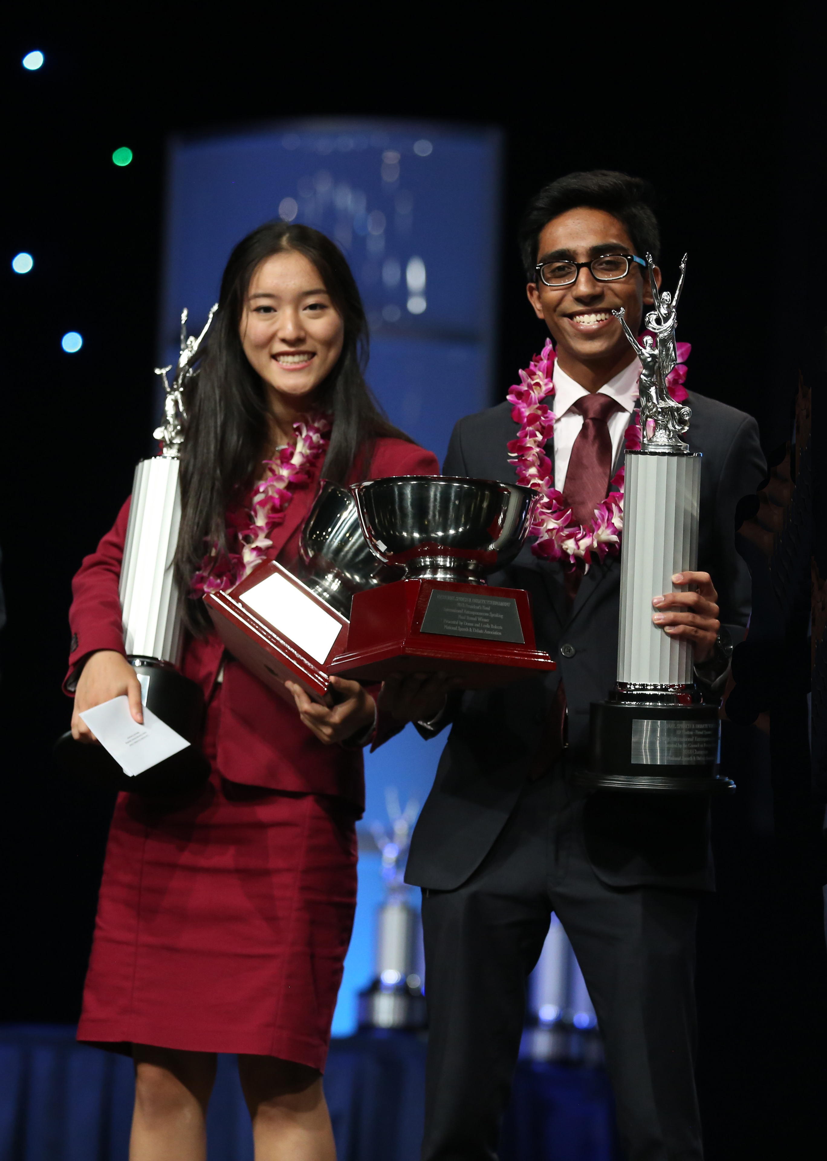 Jacqueline Wei & Uzair Alpial National Champs