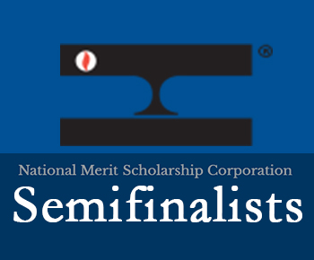 National Merit Corporation logo Semifinalists