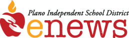 Plano Independent School District eNews  logo