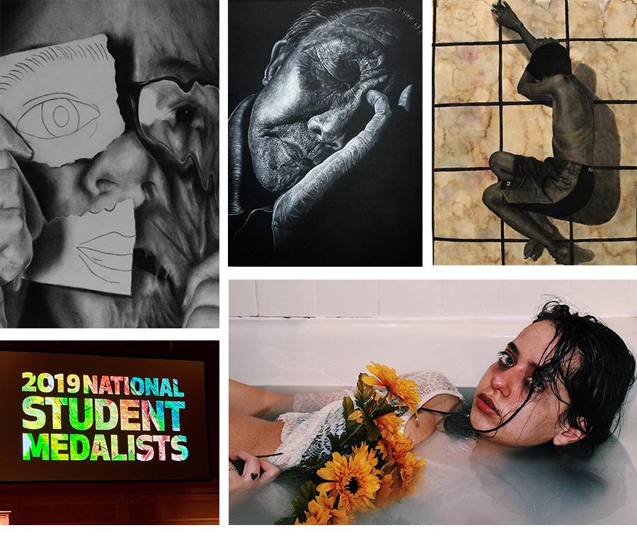 boston globe scholastic art awards 2019