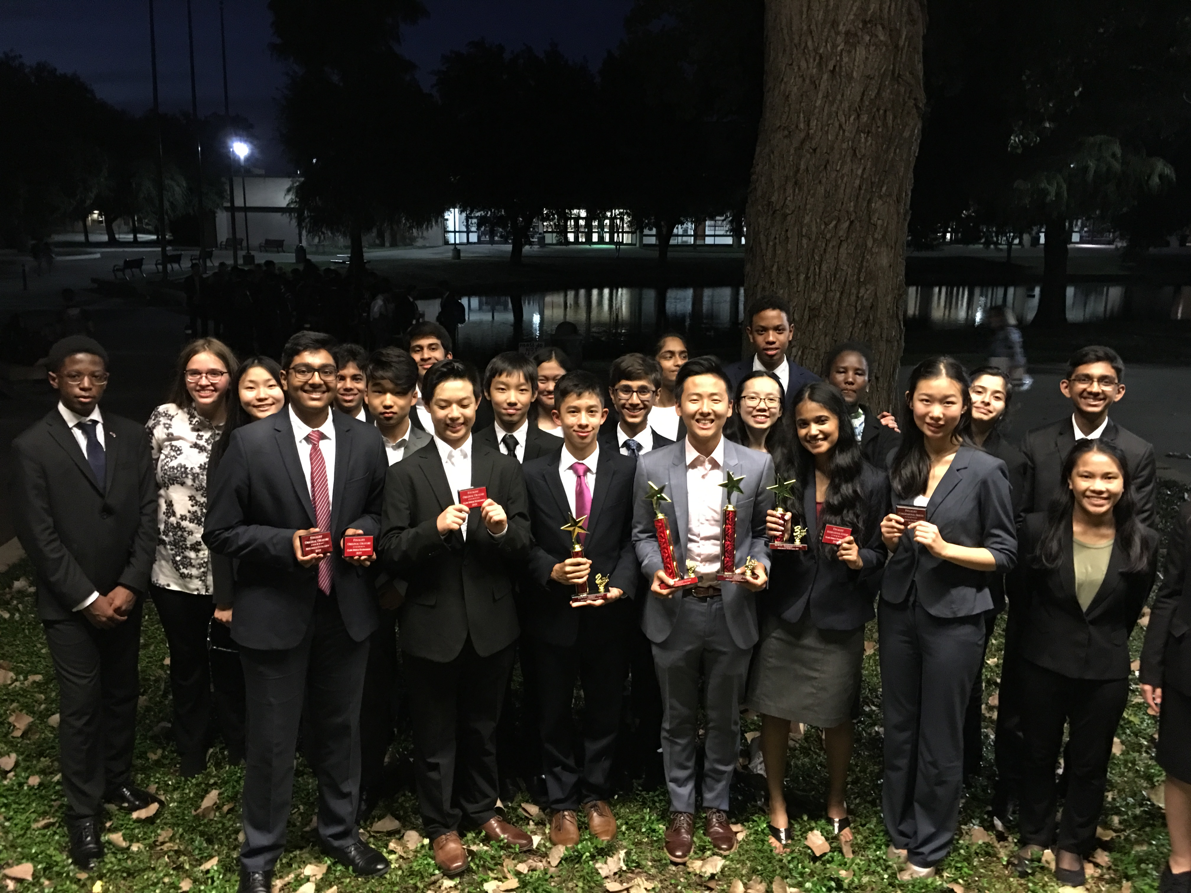 Jasper speech & debate team