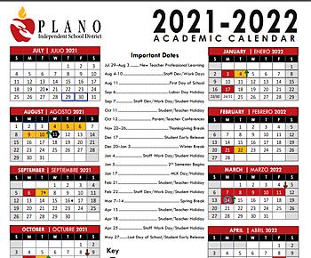 Katy Isd 2022 23 Calendar.Academic Calendar
