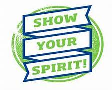 Show your spirit - image