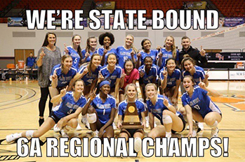 Plano West Volleyball State Tournament Information