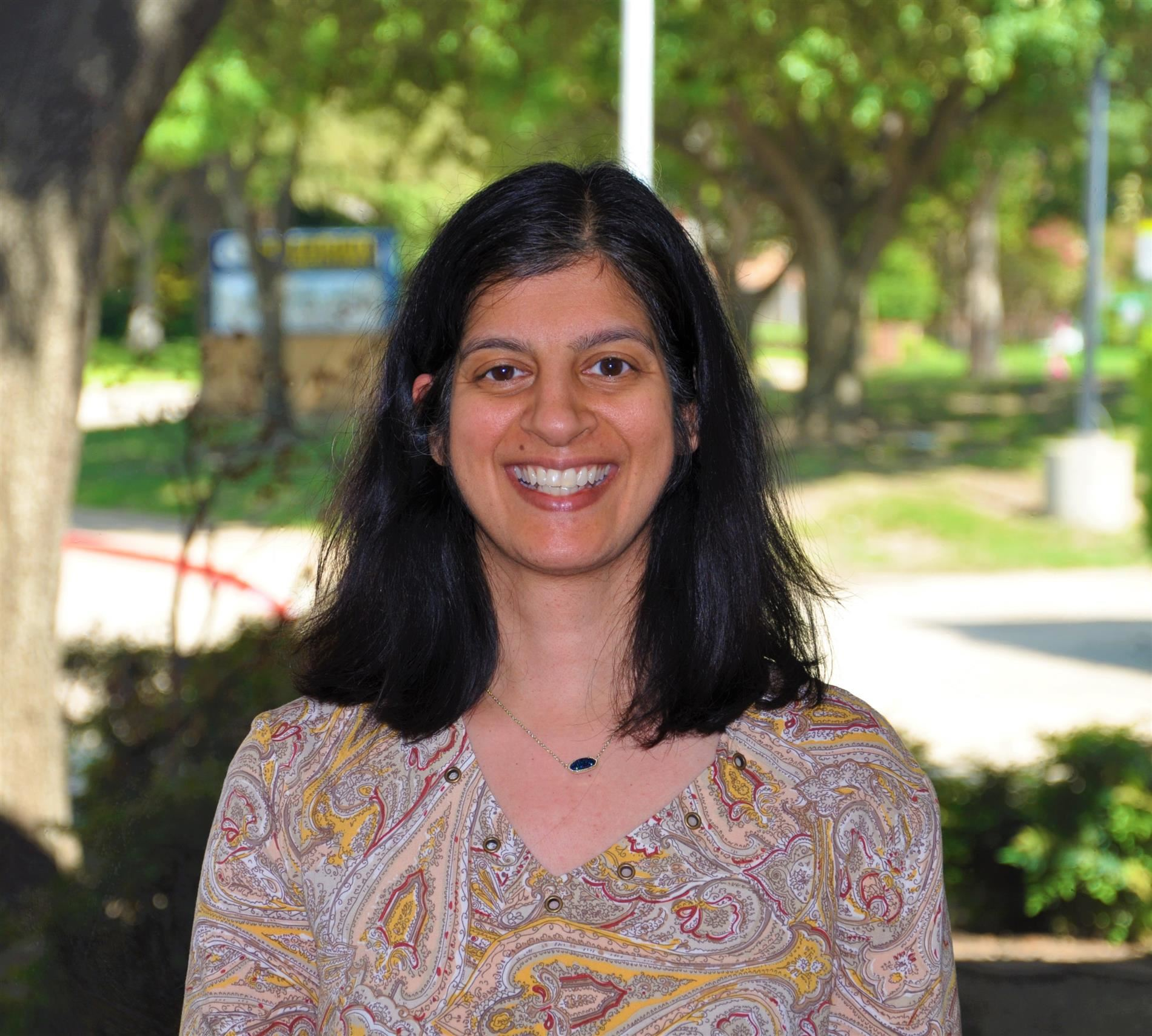 Seema Shah, Instructional Coach