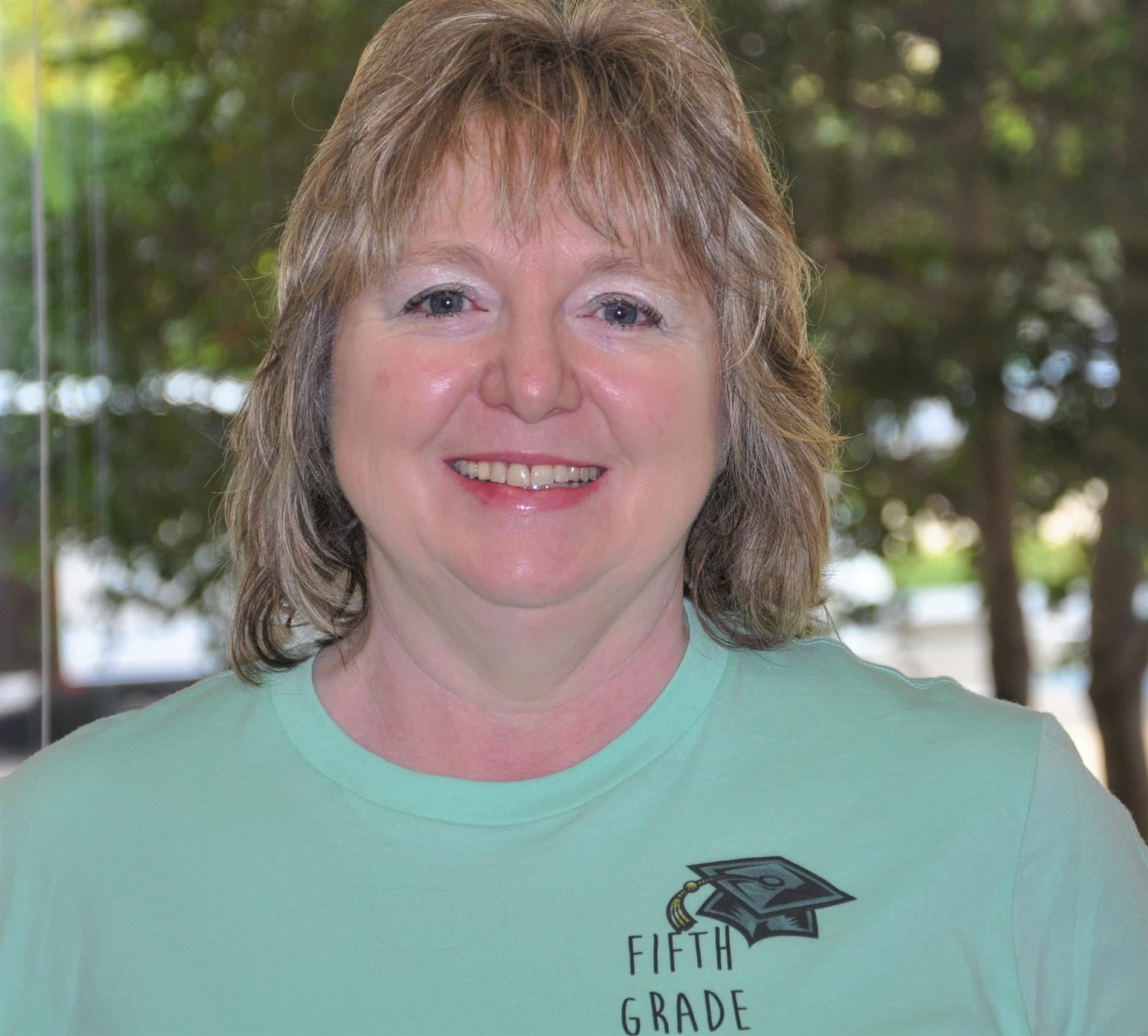 Wendy Zwall, Fifth Grade Teacher
