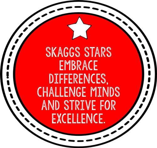 Skaggs Stars embrace differences, challenge minds ans strive for excellence