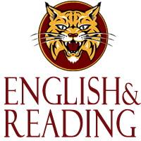 English and Reading logo