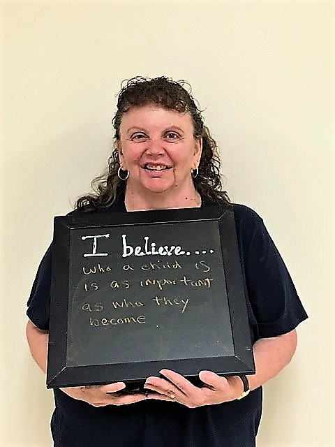 Tracy Baker, Special Education Assistant