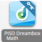 PISD Dreambox Math webdesk app