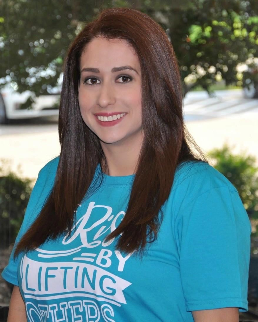Gileyza Rodriguez Colon, Special Education Teacher
