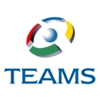 blue TEAMS logo
